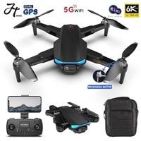 F188 Pro GPS Drone 6k droni pieghevoli professionali Dual-Lens 360 ° UAV GPS Cruise Quadrotor elicottero aereo 5G telecamera aerea