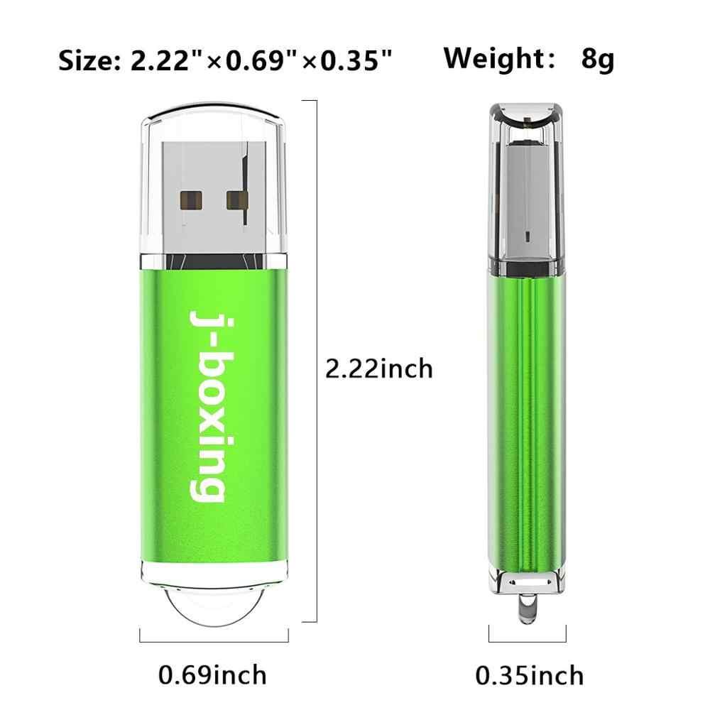Pendrive pendrive pendrive do salto da vara da memória do usb 2.0 para mac do computador movimentação flash 64 gb 32 gb 16 gb 8 gb 4 gb pendrive do usb dos multicores do boxe