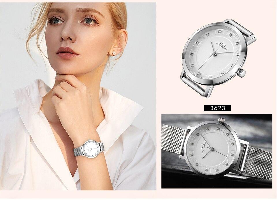 1 (10) Montre-Bracelet bijoux ensemble cadeau pour femmes