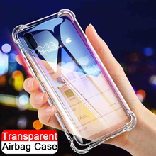 Airbag Drop-proof phone case on for Xiaomi Mi Note 10 CC9e C