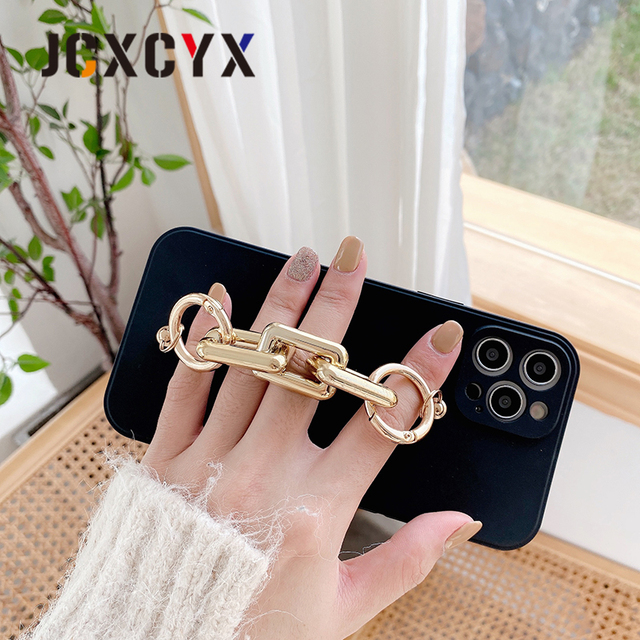 Hot Japan plating Acrylic Bracelet chain soft case for iphone 12 Pro Max MiNi 11 Pro Max XR X XS Max 7 8 plus 6S SE 2020 cover 4