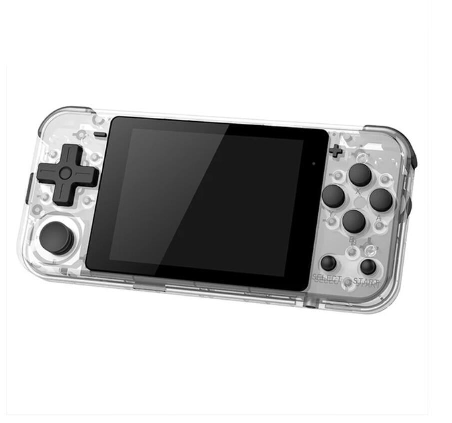 Powkiddy q90 3 Polegada handheld jogador de jogo retro sistema aberto classe ps1 fc gb 3000 + jogos console vídeo música jogadores jogos presentes