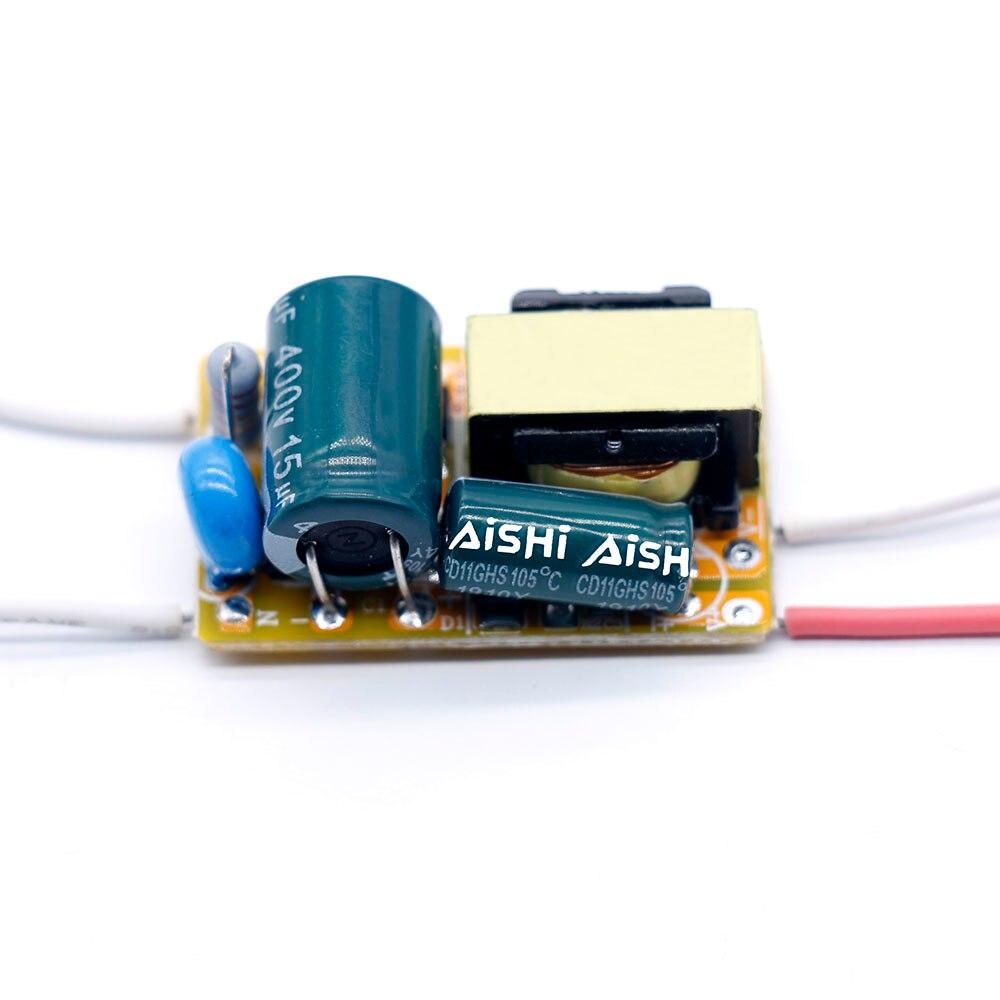 Image 3 - LED Não isolado embutido 18 36W motorista 300mA 50 120V de tensão  de saída de energia Para LED lâmpadaTransformadores de iluminação   -