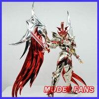 MODEL FANS JModel Saint Seiya EX Ares Saga Evil God of War Gemini Saga Saintia Shoko PVC Action Figure Metal Armor Model Toys
