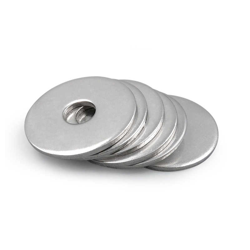 100stk karoscheiben art 9054 en acier inoxydable va m4 m5 m6 m8 m10 rondelles