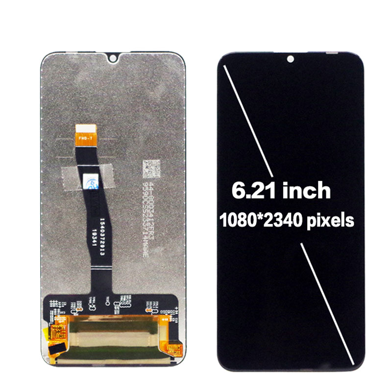 100% New LCD For Huawei Honor 10 Lite LCD Display+Touch Screen Assembly With Frame For honor 10 lite 10i HRY-LX Display