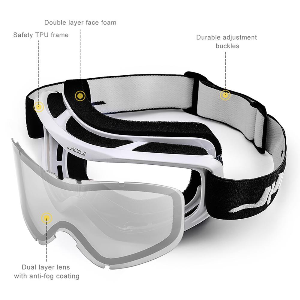 Professional ski goggles 3