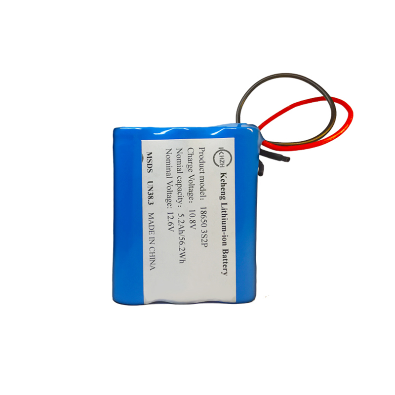 Manufacturer Customized Rechargeable 3S2P <font><b>12V</b></font> 4Ah 4.4Ah <font><b>5Ah</b></font> 5.2Ah <font><b>lithium</b></font> <font><b>battery</b></font> for RC Car jump starter image