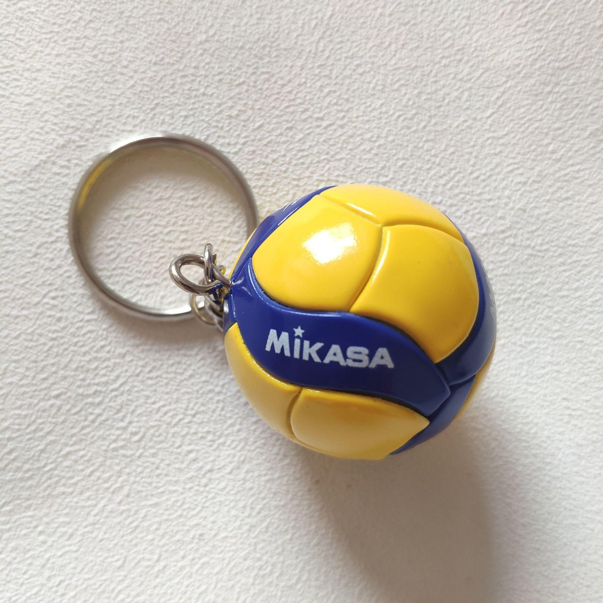 V200w Mini Pvc Volleyball Keychain Sport Key Chain Gift Car Ball Key Holder Ring For Players Men Women Keyring Birthday Gift Key Chains Aliexpress