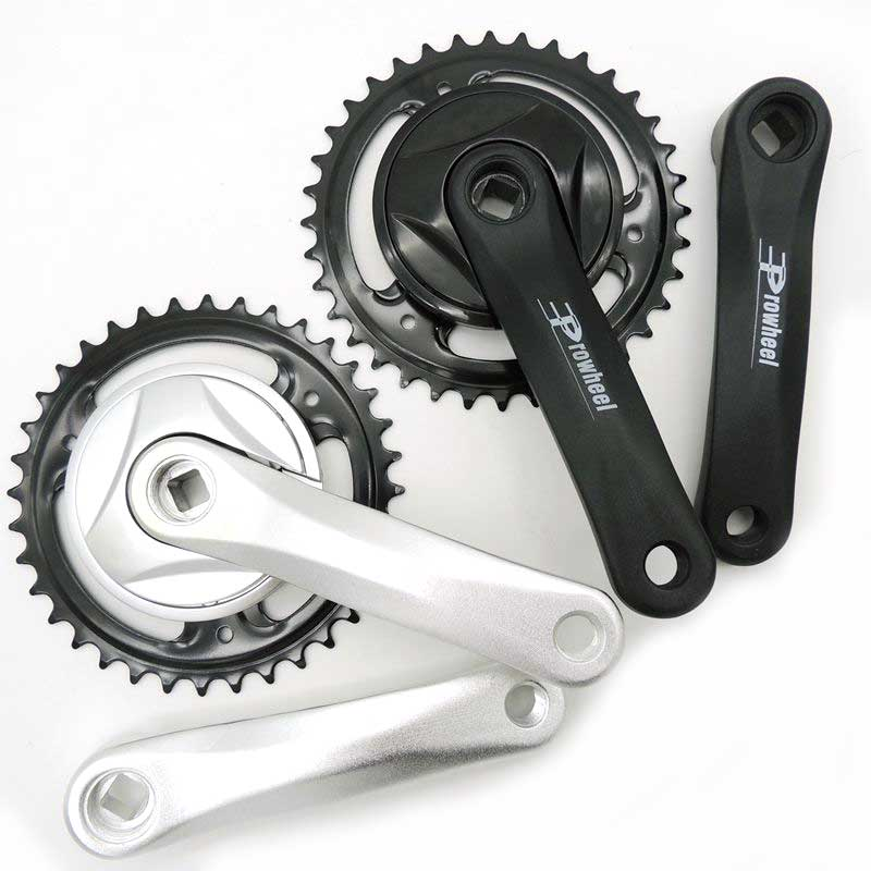 Prowheel Single Crankset 36T with 100mm Bottom Bracket 170mm Crank Arms