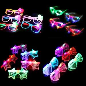 12Pcs Led Glasses Party Glasse