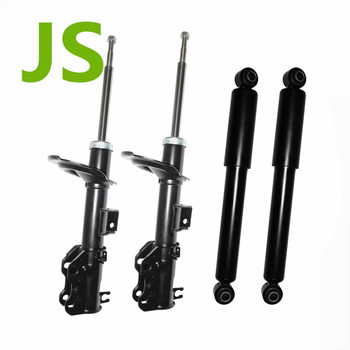 4x Shock Absorbers For Mercedes-Benz Vito / Viano W639 Front + Rear Gas Pressure -6393203513, 6393203613, 6393262500, 6393261000