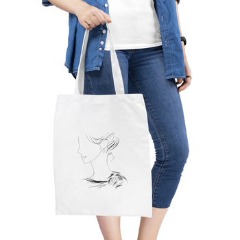 Elegant Women Print Tote Eco Shopper Bags Canvas New Design Women Casual Shopping Bag Daily Use Reusable Greocery Bag Pouch casual women s tote bag with leopard print and canvas design