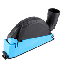 """Universal Cutting Dust Grinder Cover Grooving Protective Cover For 4"""" / 5"""" Angle Grinder Tools