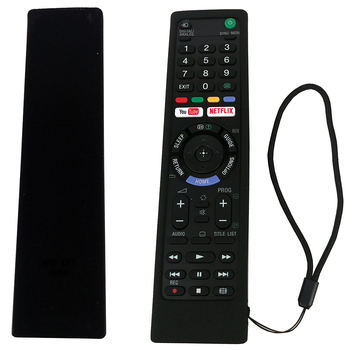 Silicone Remote Control Case For SONY TV Remote Protector Cover Case Shockproof RMF-TX200A RMT-TX102D RMT-TX300P RMT-TZ300A new replace rmt tx202p remote control for sony lcd smart tv rmt tx300p kd 55x9305c kdl 55w805c 55w808c kdl 50w755c kd 55x8509c