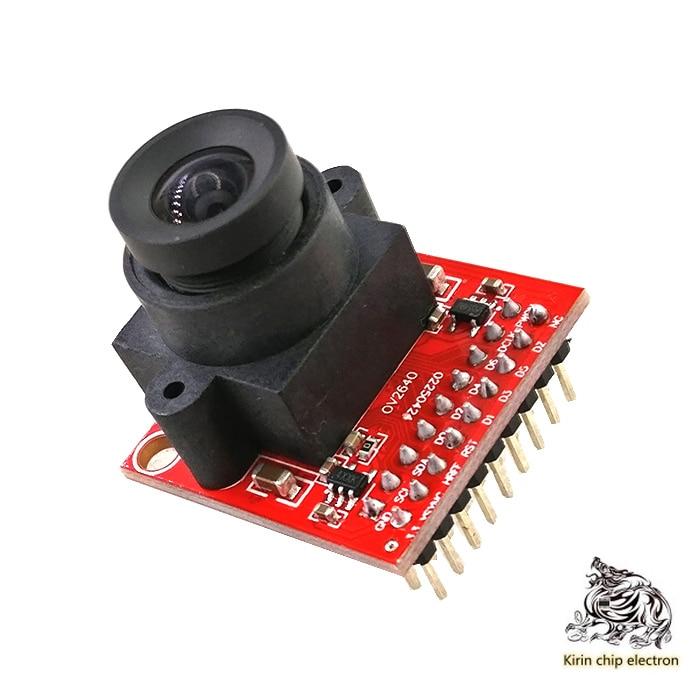 1PCS/LOT 200W Pixel OV2640 Camera Module New STM32F4 Driver Source Code Support JPEG Output
