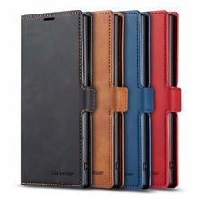 10piece/lot For Samsung Galaxy Note 10 Case FORWENW Phone Cover Wallet Flip Leather Stand