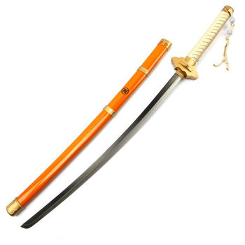 [Funny] 104cm Cosplay Touken Ranbu Online Hachisukakotetsu Katana weapon Wooden Japan Samurai Sword model Anime Costume party