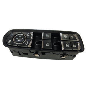 7PP959858A New Power Windows Mirror Switch For Porsche Panamera Cayenne Macan 2011 2012 2015 2016 2017 7PP959858M 7PP 959 858 A
