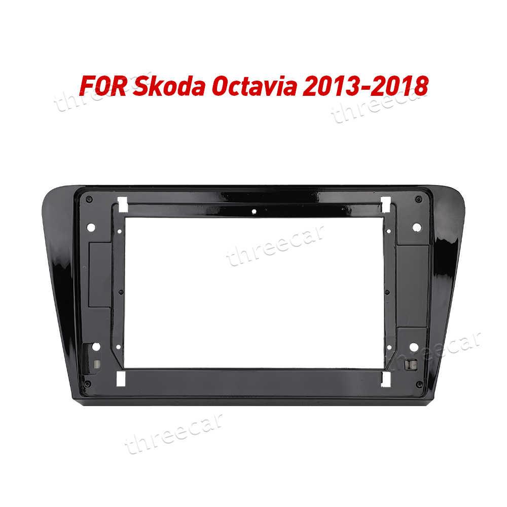 Chuyển Tiếp Khung Cho Skoda Octavia A7 2013 2014 2016 2017 2018 Đa Phương Tiện Phát Thanh