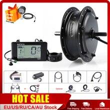 Bafang Front Hub Motor 48V 500W E Bike Conversie Kits Voor 20 26 27.5 28 700C Wielen disc V Rem Elektrische Fiets Diy G020.500