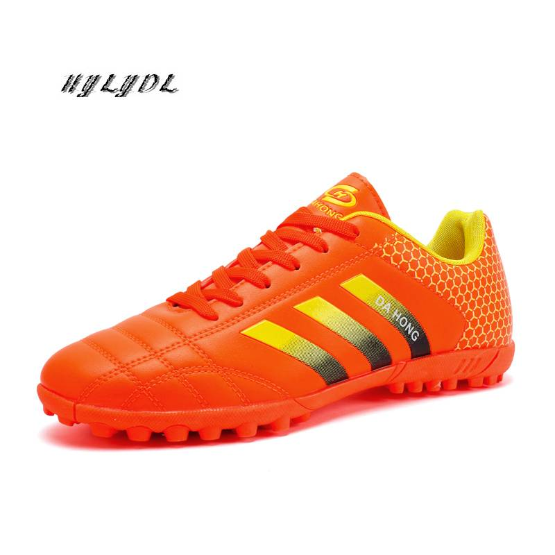 Soccer Shoes Men Cleats Teenager Training Football Boots High Quality Outdoor Glass Field Non Slip Sneakers Zapatos De Futbol