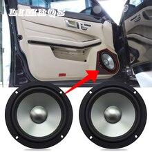 6.5 Inch car door midrange speaker for Mercedes-Benz W205 W213 W222 W204 midrange loudspeaker HiFi audio sound music stereo horn стоимость