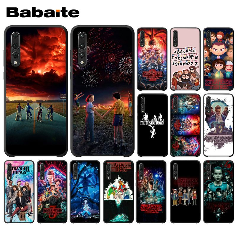 coque huawei p10 lite stranger things