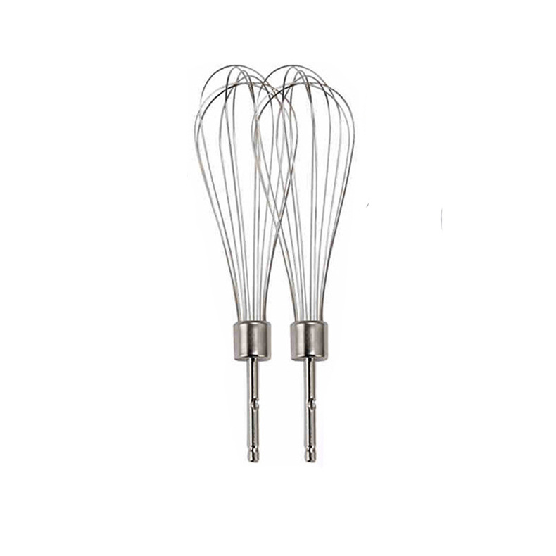 Electric Egg Mixer Parts Set Beaters, Dough Hooks And Balloon Whisk Suit For Electric Eggbeater Accessories