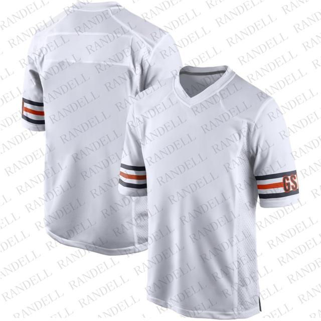 Hot Youth Football Chicago Fans Sports Jersey Khalil Mack Walter Payton Brian Urlacher Trubisky Cohen Jackson White jerseys