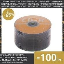 Диск CD-R Data Standard, 52x, 700 Мб, спайка, 50 шт 1198407