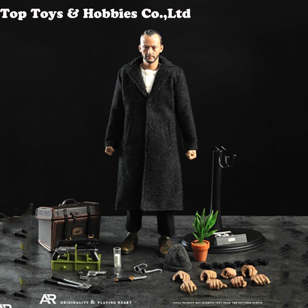 For Collection Full Set figure toy ARTOYS 1/6 killer Leon Jean Reno doll Solider Figure 12'' Figure Doll