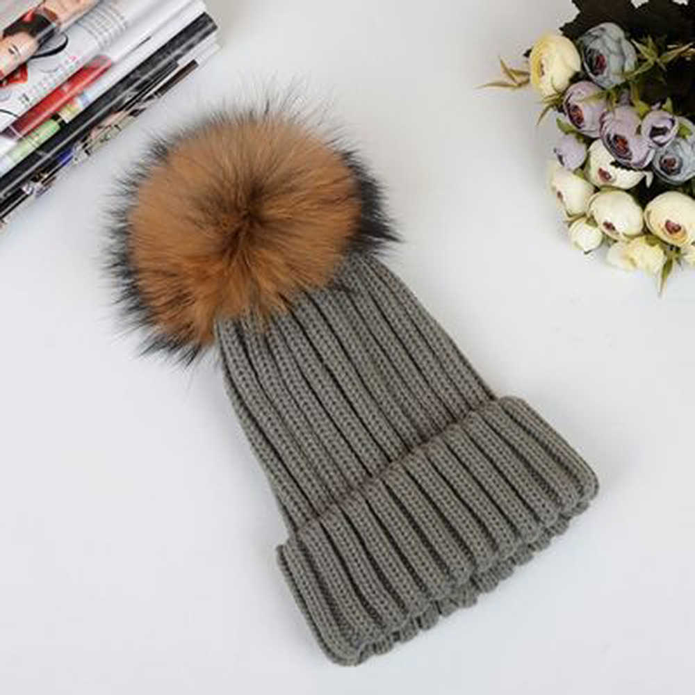 2 pc 10cm falso chapéu de bola de cabelo de guaxinim pele falso diy fluff bolas para pom pom chapéus chaveiro cachecol pom boné acessórios
