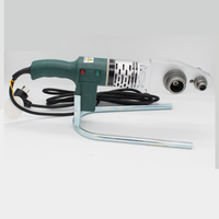 Electronic Constant Temperature Hot Melter PPR Water Pipe Hot Melt Machine Thermoplastic Welding Machine Welder 20 32