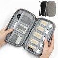 Портативная мини-сумка для Usb-флеш-накопителя  защитный чехол с таймером  сумка для хранения внешнего аккумулятора  цифровой кабельный орга...