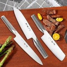 Ensemble de couteaux tranchants pour fileter le poisson, couteaux de Chef pour Sushi au saumon, couteau de cuisine, outils de cuisson crus