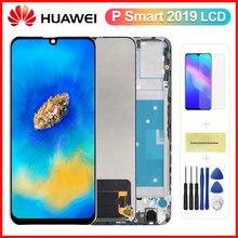 6.21 ''Lcd-scherm Voor Huawei P Smart 2019 Lcd-scherm Touch Digitizer Vergadering P Smart 2019 Lcd Display