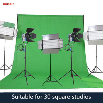 30 square studio video light set three primary color high color temperature photography light + dimmable spotlight CD50 T03
