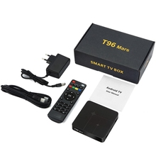 New T96 Mars Android 7.1.2 TV BOX Amlogic S905W 2G+16G 2.4GH