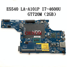 Mainboard Dell Latitude LA-A101P I7-4600U GT720M CN-08D5VP FOR E5540 Laptop Vaw50/La-a101p/I7-4600u/Gt720m