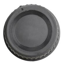 1 шт. крышка объектива задняя крышка протектор 5,6 × 1,7 см черный объектив задняя крышка камеры аксессуары для всех Nikon DSLR SLR Пылезащитная камера LF-4