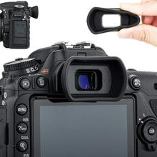 Mercek siperliği Nikon D750 D610 D600 D5200 D5100 D5000 D3300 D80 D90 kamera vizör Eyecup değiştirir Nikon DK 25 DK 24