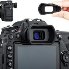 Miếng Dán Kính Cường Lực Eyeshade Cho Nikon D750 D610 D600 D5200 D5100 D5000 D3300 D80 D90 Camera Kính Ngắm Eyecup Thay Thế Nikon DK 25 DK 24