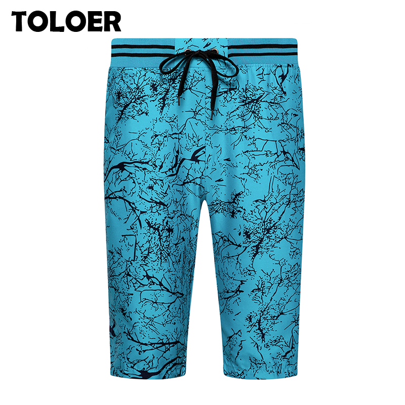 Mens Shorts Summer Trunks Beach Board Shorts Fashion Bermuda Pants Swimsuits Men Running Sports Surffing Long shorts Plus Size