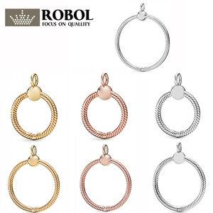 PDB XL 13 RLLEN, оригинальное серебро 925 пробы, индивидуальное золото и серебро, розовое золото, ожерелье, подвеска с надписью, ювелирные изделия дл...