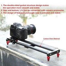 15,7 дюймовая тележка для камеры из углеродного волокна с 4 роликовыми подшипниками для видеосъемки OD889