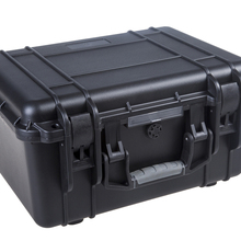 high quality case Sealed Waterproof Tool Box Safety Equipment Toolbox Suitcase Impact Resistant Tool Case Shockproof with Foam