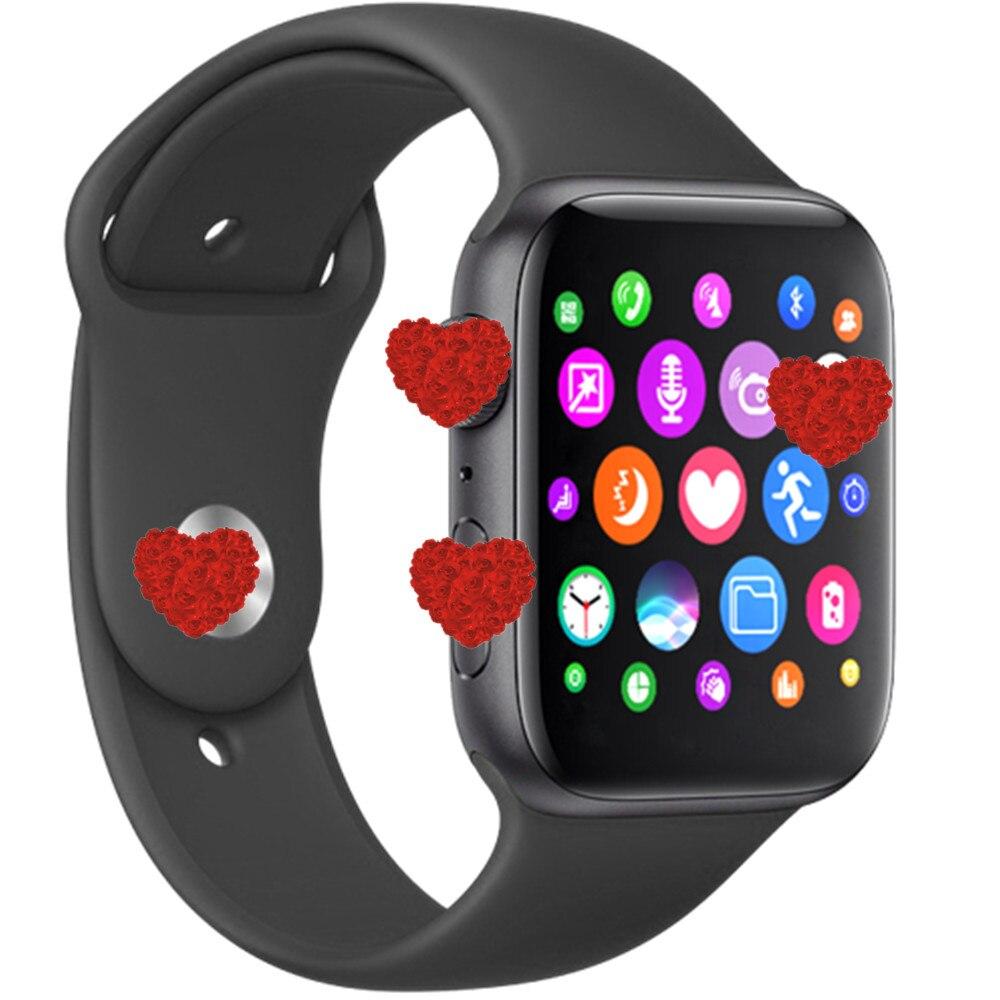 H55 Smart Watch Women Men Fitness Tracker Bracelet Heart Rate Monitor Smartwatch Series 5 Full Touch Waterproof Women VS W68 W75