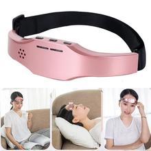Insomnia Physiotherapy Treatment Health Care Sleep Electronic Head massage TSNS
