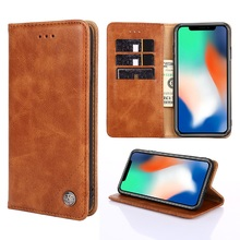 Luxury PU Leather Wallet Flip Case for LG K51 K61 Soft Silicone Shockproof Cover with Card Slot недорого